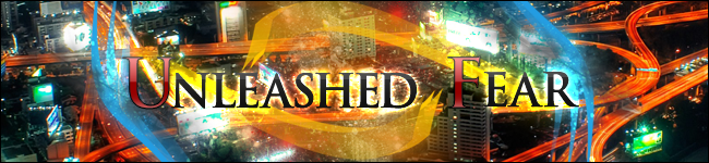 Unleashed Fear banner